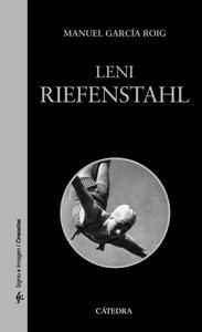 Libro: Leni Riefenstahl - García Roig, Manuel