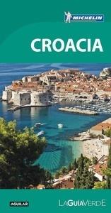 Libro: CROACIA  (La Guía verde)  -2017- - Michelin