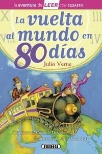 Libro: La vuelta al mundo en 80 días - Verne, Julio