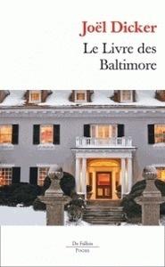 Libro: Le Livre des Baltimore - Dicker, Joël