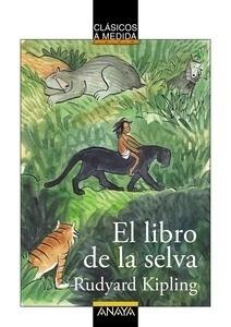 Libro: El libro de la selva - Kipling, Rudyard
