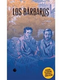 Libro: Los bárbaros 'antología de literatura fantástica y ciencia ficción' - VV. AA.
