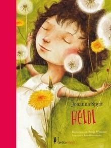 Libro: Heidi - Spyri, Johanna
