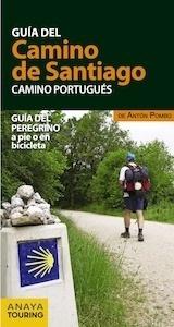 Libro: Guía del Camino de Santiago. 'Camino Portugués' - Pombo Rodríguez, Antón