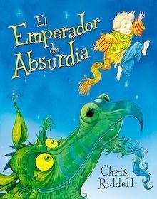 Libro: El emperador de absurdia - Chris Riddell