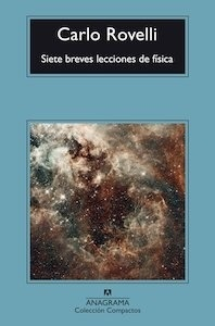 Libro: Siete breves lecciones de física - Carlo Rovelli