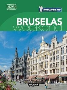 Libro: BRUSELAS (La Guía verde Weekend)  -2017- - Michelin