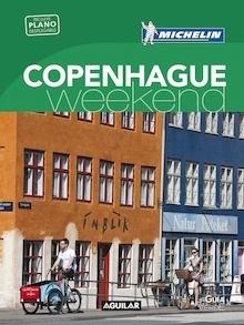Libro: COPENHAGUE  (La Guía verde Weekend)  -2017- - Michelin