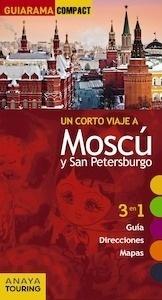 Libro: MOSCÚ Y SAN PETERSBURGO Guiarama -2017- - Morte, Marc