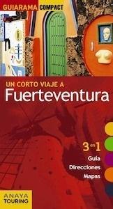 Libro: FUERTEVENTURA Guiarama -2017- - Martínez I Edo, Xavier
