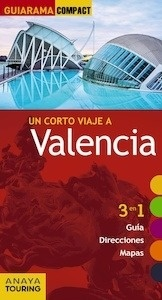 Libro: VALENCIA Guiarama -2017- - Roba, Silvia