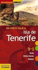 Libro: ISLA DE TENERIFE Guiarama -2017- - Hernández Bueno, Mario