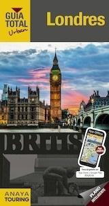 Libro: LONDRES Guía Total Urban -2017- - Touring Editore / Grupo Anaya