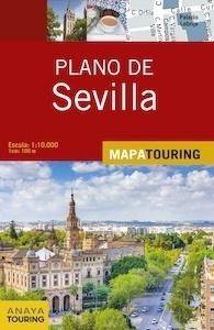 Libro: PLANO DE SICILIA Mapa Touring -2017- - Anaya Touring