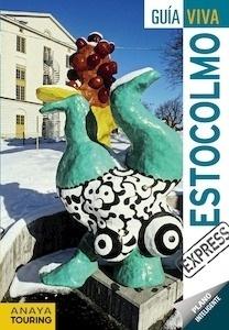 Libro: ESTOCOLMO Guía Viva Express -2017- - Rosal, Mario Del
