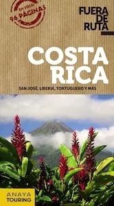 Libro: COSTA RICA Fuera De Ruta -2017- - SANCHEZ, FRANCISCO