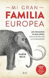 Libro: Mi gran familia europea - Bojs, Karin