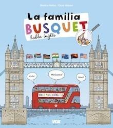 Libro: La familia Busquet habla inglés - Larousse Editorial