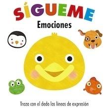 Libro: Sígueme. Emociones - VV. AA.