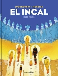 Libro: El Incal (Integral) - Jodorowsky