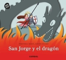 Libro: San Jorge y el dragón. Minipops - Martí Orriols, Meritxell