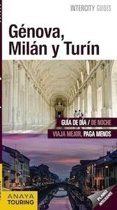 Libro: GÉNOVA, MILÁN Y TURÍN   intercity  -2017- - Urueña Cuadrado, Isabel