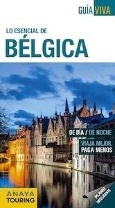Libro: BÉLGICA   Guía Viva   -2017- - García, María