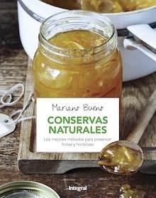 Libro: Conservas naturales - Bueno Bosch, Mariano
