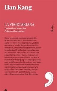 Libro: La vegetariana - Han Kang