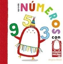 Libro: Aprende números con el pequeño pingüino - Muss, Angela