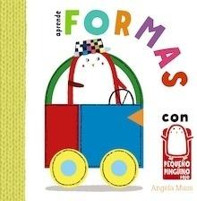 Libro: Aprende formas con el pequeño pingüino - Muss, Angela