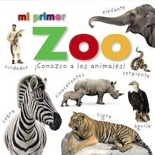 Libro: Mi primer Zoo ¡Conozco a los animales! -