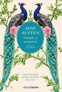 Libro: Orgullo y prejuicio  Edición ilustrada - Austen, Jane