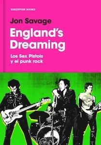 Libro: England's Dreaming - Savage, Jon