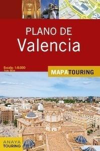 Libro: Plano de VALENCIA    1:9,000 - ., .
