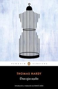 Libro: Unos ojos azules - Hardy, Thomas