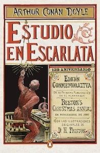 Libro: Estudio en escarlata - Conan Doyle, Sir Arthur