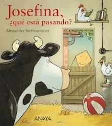 Libro: Josefina, ¿qué está pasando? - Steffensmeier, Alexander