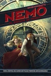 Libro: Nemo. El gigante de piedra - Morosinotto, Davide