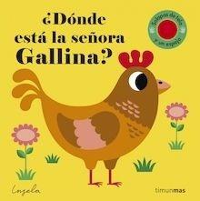 Libro: Dónde está la señora Gallina? Texturas - P. Arrhenius, Ingela