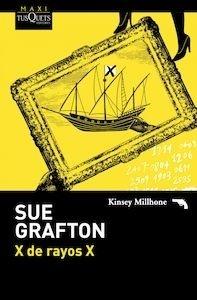 Libro: X de rayos X - Grafton, Sue