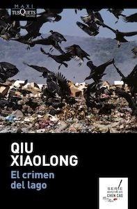 Libro: El crimen del lago - Qiu Xiaolong