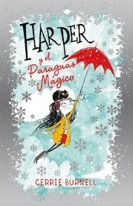 Libro: Harper y el paraguas mágico - Burnell, Cerrie