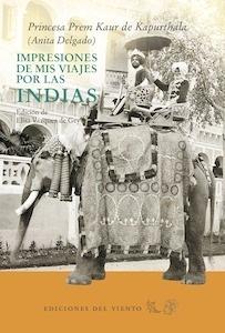 Impresiones de mis viajes por las indias - Princesa Prem Kaur de Kapurthala