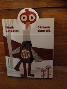 Libro: El pollo Kiriko - Paula Carbonell Carmen Queralt