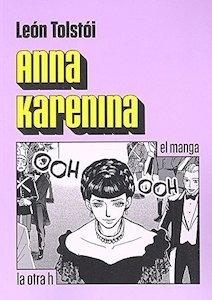 Libro: Anna Karenina   -el manga- - Tolstói, Lev