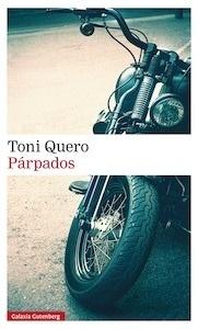 Libro: Párpados - Quero, Toni