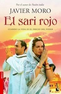 Libro: El sari rojo - Moro, Javier