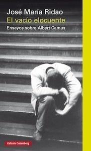 Libro: El vacío elocuente - Ridao, Jose Maria