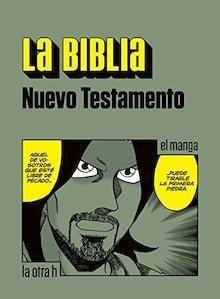 Libro: La biblia. Nuevo testamento   -el manga- - VV. AA.